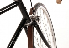 full-length fenders / wenge